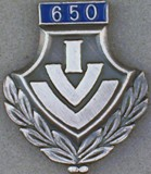 Picture of the pin for 650 Events