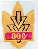 Picture of the patch for 800 Events