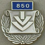 Picture of the pin for 850 Events