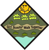 AVA Girl Scouts Award