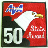 Picture of the 50 States Award