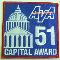 Picture of the 51 Capitols Award