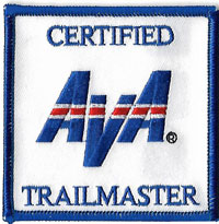 Picture of the AVA Trailmaster Award
