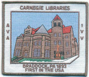 Picture of the Carnegie Libraries Award