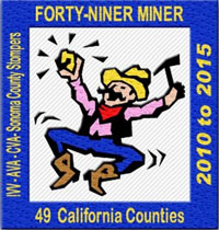 Picture of the Forty Niner Miner Award