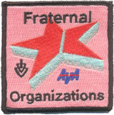 Picture of the Fraternal Organizations Award