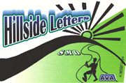 Hillside Letters Award