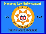 Honoring Law Enforcement Award