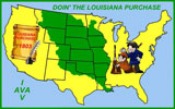 Picture of the Doin' the Louisiana Purchase Award
