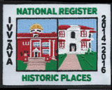 Picture of the National Register of Historic Places Award