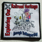 Picture of the Railroad Heritage Patch
