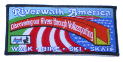 Picture of the RiverWalk America Patch