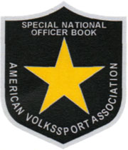 Picture of the Special National Officer Book Patch