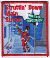 Picture of the Struttin' Down Main Street Award