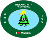 Picture of the Trekking With The Trees Award