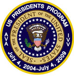 Picture of the American Presidents Patch