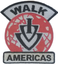 Picture of the Walk IVV Americas Patch