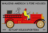 Walking America's Firehouses Award