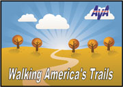 Walking America's Trails Award