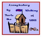 Walking Forts of the USA Award