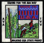 Walking State Parks in the USA Award