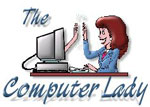 Ask the Computer Lady Logo