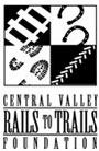 Central Valley Rails to Trails Foundation Logo