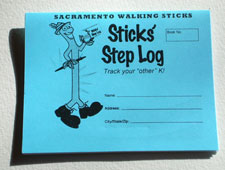 Picture of the Stick's Step Log